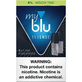 MYBLU INTENSE - MELON TIME 4%MG