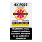 4x PODS JUUL PODS - 6.5% - RASPBERRY MINT LEMONADE