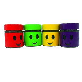 SMILEY FACE JAR