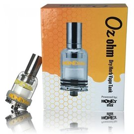 HONEY STICK OZ OHM DRY HERB VAPE TANK