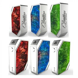 IJOY IJOY - LIMITLESS - V2 STAINLESS BOX MOD