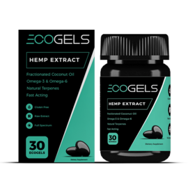 CBD DRIP CBD DRIP - ECOGEL 30CT BOTTLE - CBD