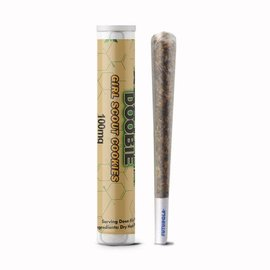 JUST CBD JUST CBD DOOBIE - GIRL SCOUT COOKIES