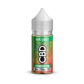 CBDFX CBDFX - VAPE OIL - STRAWKIWI - 500MG - 30ML