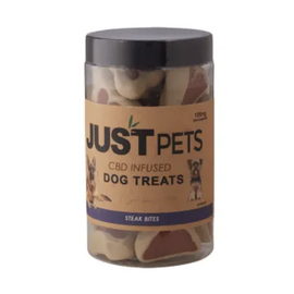 JUST CBD JUST PETS CBD - FOR DOG - STEAK BITES