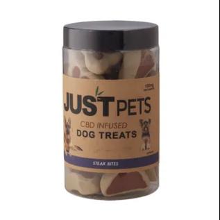 JUST PETS CBD - FOR DOG - STEAK BITES