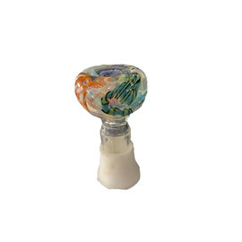 USA MADE GLASS BOWL 35 (GONG)