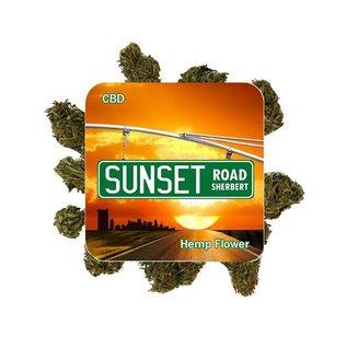 1.5 GRAM BAG SUNSET ROAD SHERBET