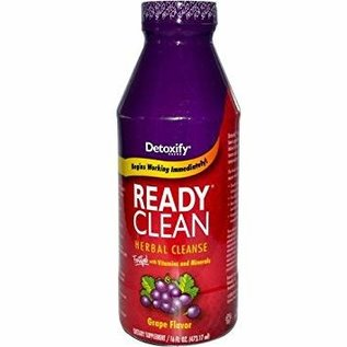 16OZ GRAPE - DETOXIFY READY CLEAN