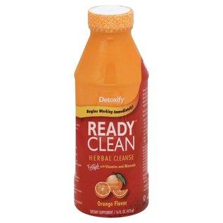 16OZ ORANGE - DETOXIFY READY CLEAN