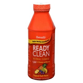 16OZ TROPICAL FRUIT - DETOXIFY READY CLEAN