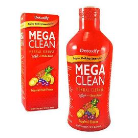 32OZ TROPICAL FRUIT - MEGA CLEAN DETOXIFY