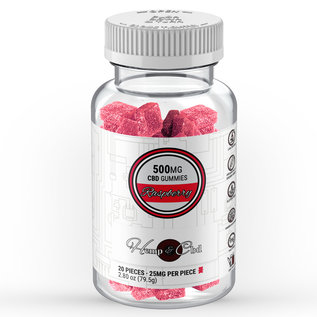 HNC CBD HNC CBD - Raspberry Gummies