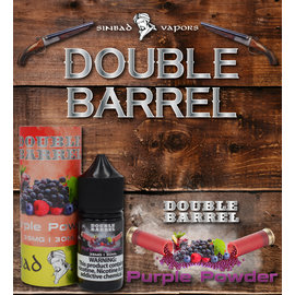 SINBAD PURPLE POWDER 35MG DOUBLE BARREL SINBAD 30 ML