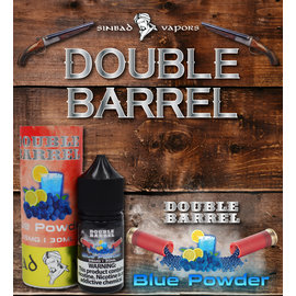 SINBAD BLUE POWDER 35MG DOUBLE BARREL SINBAD 30 ML