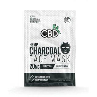 CBDFX FACE MASK - CBDFX - CHARCOAL