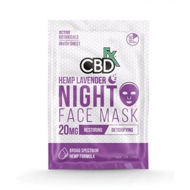 CBDFX FACE MASK - CBDFX - NIGHT