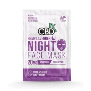 CBDFX FACE MASK - CBDFX - NIGHT