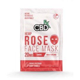 FACE MASK - CBDFX - ROSE