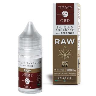 HEMP & CBD - 3000MG RAW E LIQUID ENHANCER