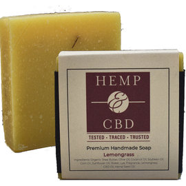 HEMP & CBD - 300MG SOAP