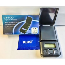 AWS AWS DIGITAL POCKET SCALE V2-600 X 0.1G
