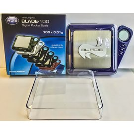 AWS DIGITAL POCKET SCALE BLADE 100 X 0.1G