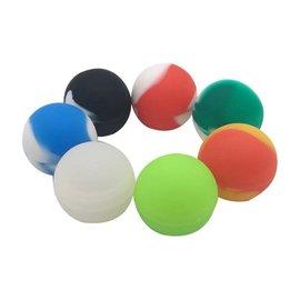 SILICON SMALL BALL PUCKS VARIOUS COLOR