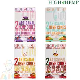 HIGHHEMP HIGH HEMP 2PK CONE