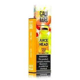 JUICE HEAD JUICE HEAD DISPOSABLE PEACH PEAR
