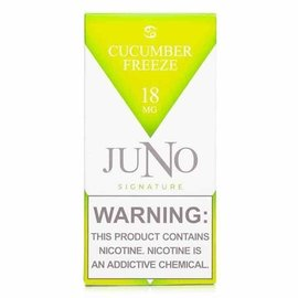 JUNO JUNO - CANCER - 4 PACK PODS- NIC LEVELS: 18 MG/ML