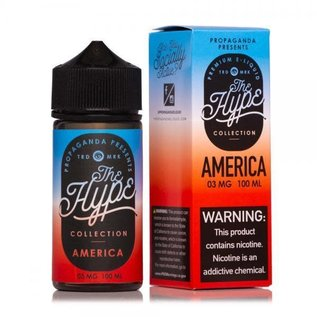 THE HYPE - AMERICA