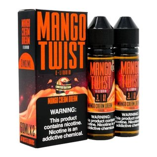 MANGO TWIST - MANGO CREAM DREAM - 60ML