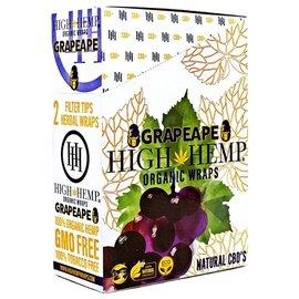 HIGH HEMP GRAPEAPE 2PK