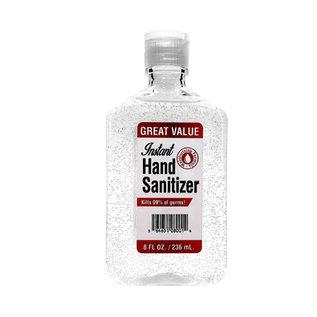 HAND SANITIZER 8FL OZ