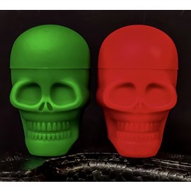 SKULL SILICONE PUCK