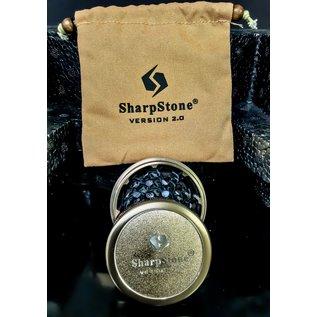 """$50 GRINDER SHARPSTONE V2 2.5"""" -BRONZE"""