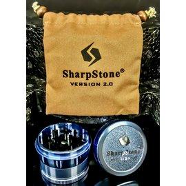 """SHARPSTONE V2 GRINDER 2""""-BLUE"""