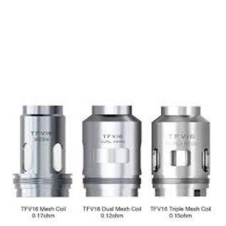 SMOK SMOK TFV16 COIL TRIPLE MESH .15 BOX