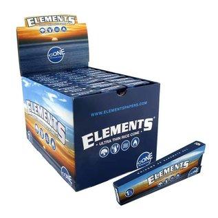 ELEMENTS CONE 1 1/4 6PK - BOX