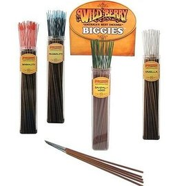 WILDBERRY INCENSE (BIGGIES) 5 FOR 5