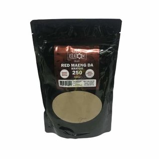 EARTHKRAT EARTH KRATOM - RED MAENG DA - POWDER 250G