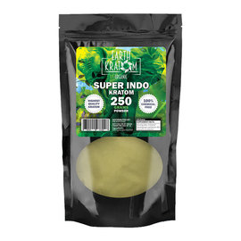 EARTHKRAT EARTH KRATOM - SUPER INDO - POWDER 250G