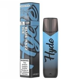 HYDE HYDE COLOR EDITION PLUS (1500 PUFFS) BLUE RAZZ ICE