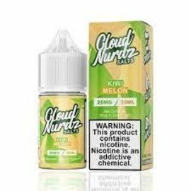 CLOUDNURDZ CLOUD NURDZ SALT - KIWI MELON