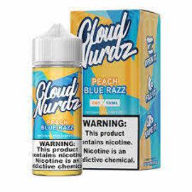 CLOUDNURDZ CLOUD NURDZ - PEACH BLUE RAZZ