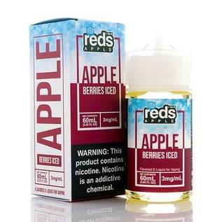 7DAZE 7 DAZE - REDS APPLE BERRY ICED