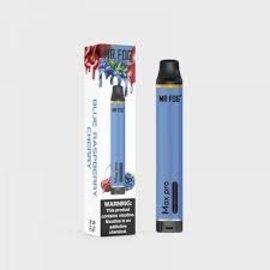 FOG MR. FOG MAX PRO DISPOSABLE BLUE RASPBERRY CHERRY