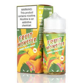 FRUIT MONSTER - MANGO PEACH GUAVA - 0 MG