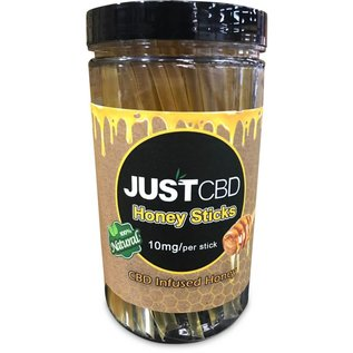 JUST CBD CBD HONEY STICKS - NATURAL - SINGLE